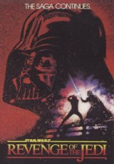 STAR WARS : RETURN OF THE JEDI Poster 1