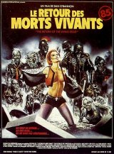 RETURN OF THE LIVING DEAD, THE Poster 1