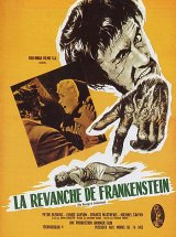 REVENGE OF FRANKENSTEIN, THE Poster 3