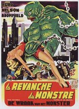 LA REVANCHE DU MONSTRE - Poster