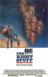 RIGHT STUFF, THE Poster 2