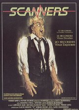 SCANNERS Poster 1