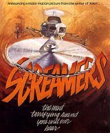 SCREAMERS Poster 1