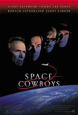 SPACE COWBOYS Poster 1