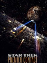 STAR TREK : FIRST CONTACT Poster 1