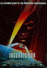 STAR TREK INSURRECTION Poster 1