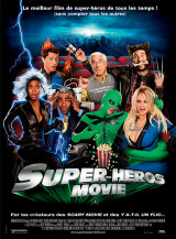 SUPER HEROS MOVIE - Poster