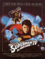 SUPERMAN IV : THE QUEST FOR PEACE Poster 1