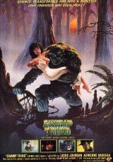 SWAMP THING, THE Poster 2