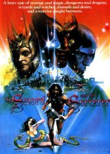 SWORD AND THE SORCERER, THE Poster 1
