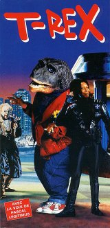 THEODORE REX Poster 1
