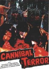 CANNIBAL TERROR - Poster