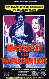 TEXAS CHAINSAW MASSACRE Poster 2