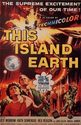 THIS ISLAND EARTH Poster 2