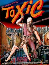 TOXIC AVENGER, THE Poster 1