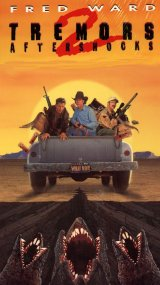 TREMORS 2 : AFTERSHOCK  Poster 1