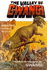 VALLEY OF GWANGI, THE Poster 1