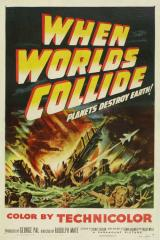 WHEN WORLDS COLLIDE - Poster