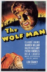 WOLF MAN, THE Poster 1