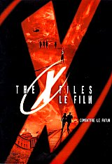 X FILES : FIGHT THE FUTURE, THE Poster 1