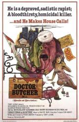 DOCTOR BUTCHER MD - Poster