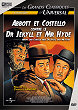 ABBOTT AND COSTELLO MEET DR. JEKYLL AND MR. HYDE DVD Zone 2 (France)