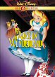 ALICE IN WONDERLAND DVD Zone 1 (USA)