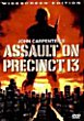 ASSAULT ON PRECINCT 13 DVD Zone 1 (USA)
