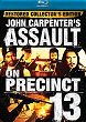 ASSAULT ON PRECINCT 13 Blu-ray Zone 0 (USA)