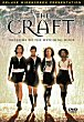 THE CRAFT DVD Zone 1 (USA)