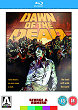 DAWN OF THE DEAD Blu-ray Zone B (Angleterre)