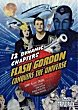 FLASH GORDON CONQUERS THE UNIVERSE DVD Zone 2 (Angleterre)