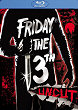 FRIDAY, THE 13TH Blu-ray Zone A (USA)