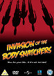 INVASION OF THE BODY SNATCHERS DVD Zone 2 (Angleterre)