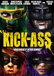 KICK-ASS DVD Zone 1 (USA)