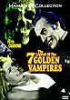 THE LEGEND OF THE 7 GOLDEN VAMPIRES DVD Zone 0 (USA)
