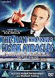 THE MAN WHO COULD WORK MIRACLES DVD Zone 2 (Angleterre)