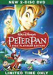 PETER PAN DVD Zone 1 (USA)
