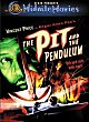 THE PIT AND THE PENDULUM DVD Zone 1 (USA)