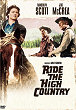 RIDE THE HIGH COUNTRY DVD Zone 1 (USA)