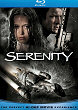SERENITY Blu-ray Zone 0 (USA)