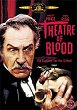 THEATER OF BLOOD DVD Zone 2 (Angleterre)