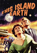 THIS ISLAND EARTH DVD Zone 1 (USA)