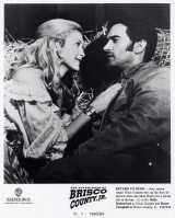 ADVENTURES OF BRISCO COUNTY JR., THE (SERIE) Lobby card