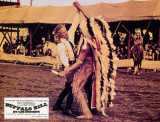 BUFFALO BILL AND THE INDIANS, OR SITTING BULL'S HISTORY LESSON Lobby card