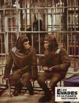 ESCAPE FROM THE PLANET OF THE APES Lobby card
