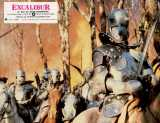 EXCALIBUR Lobby card