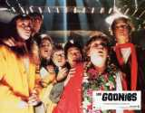 GOONIES, THE Lobby card