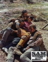 SAM WHISKEY Lobby card