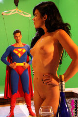 SUPERMAN XXX : A PORN PARODY - Lobby card 11